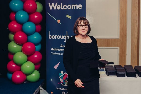 Best Newcomer - Judith Burgess, Meadway Court