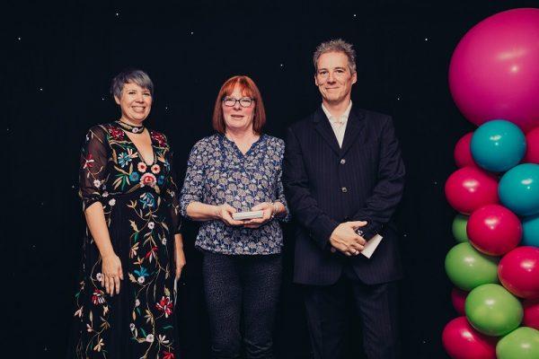 Long Service Award - Pat Nugent