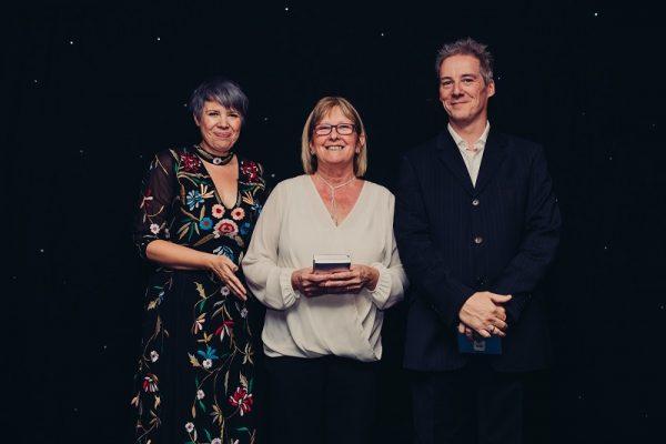 Long Service Award - Sandra Sutherland
