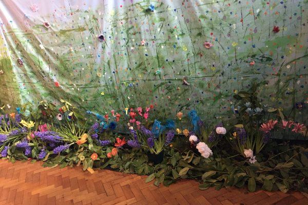 church Hyacinths