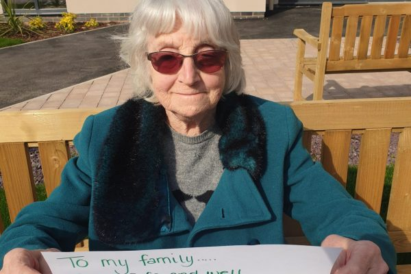 Beryl from Bruce Lodge