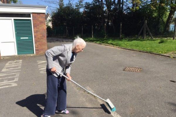 Wellcroft sweeping